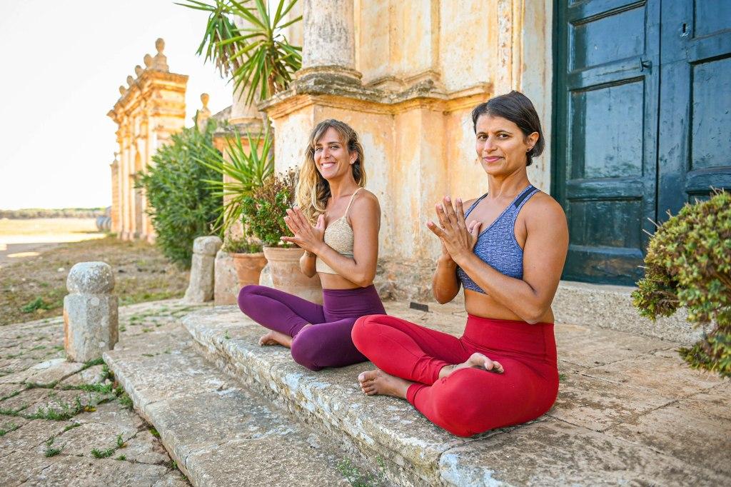 retraites de yoga avec Anne-Julie